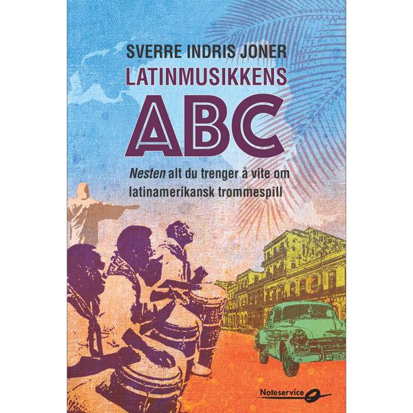 Latinmusikkens ABC - Sverre Indris Joner, Perkusjon