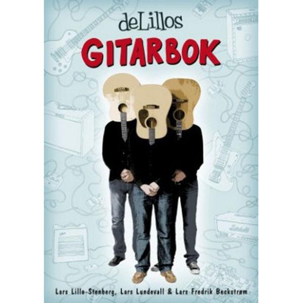 DeLillos Gitarbok
