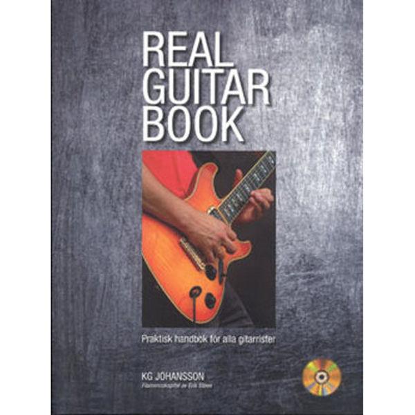Real guitar book - Johansson