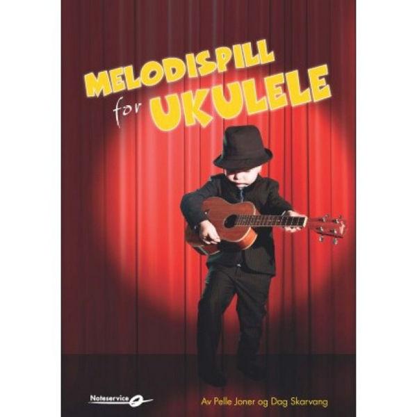 Melodispill for ukulele- Pelle Joner og  Dag Skarvang