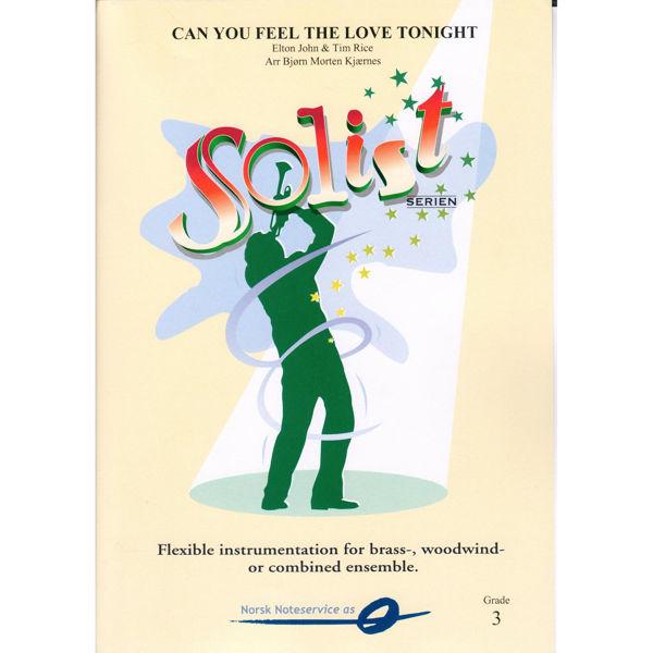 Can you feel the love tonight FLEX 7 SOLIST Elton John / ar