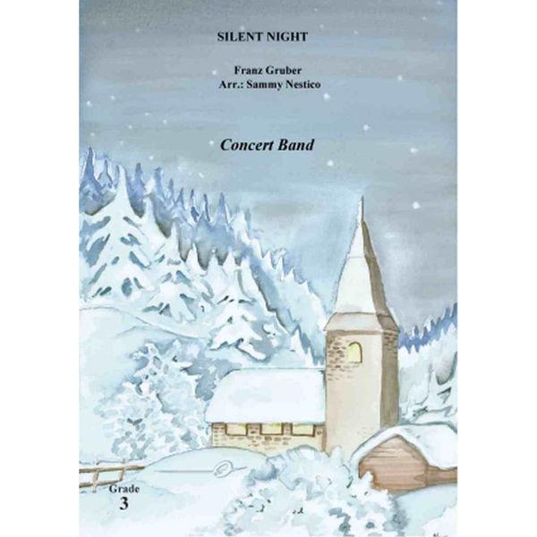 Silent Night / Glade Jul CB (Franz Gruber) arr Nestico