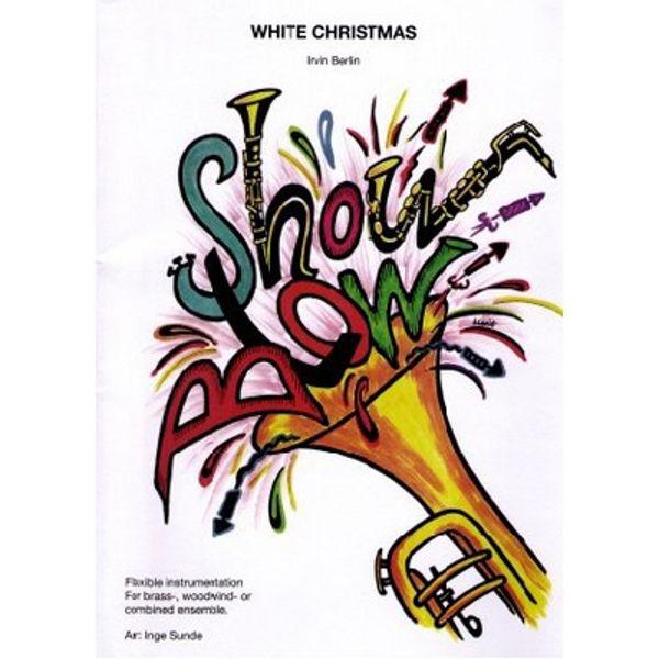 White Christmas FLEX 5 SHOWBLOW Grade 2 Irvin Berlin arr Inge Sunde