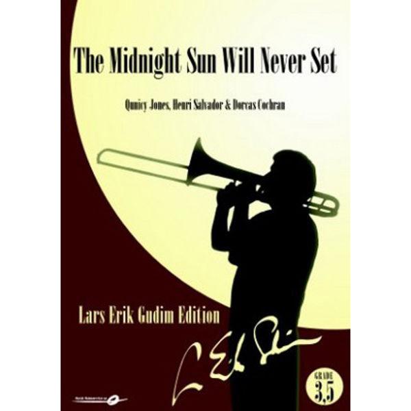 Midnight sun will never set CB3 Saxofonsolo- Quincy Jones, Salvador/arr Lars Erik Gudim