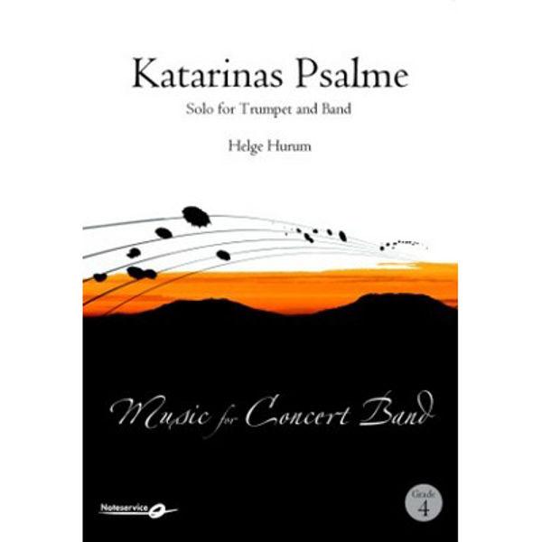 Katarinas Psalme CB -Trompetsolo - Helge Hurum