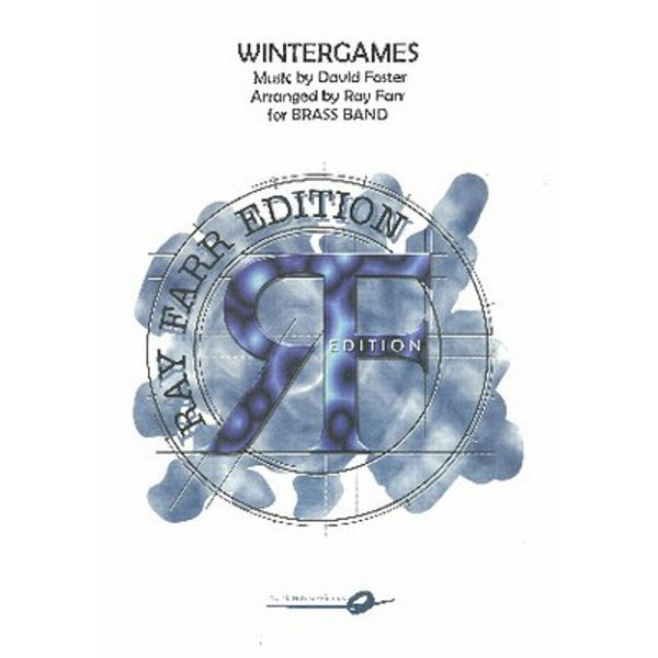 Wintergames BB3 David Foster - Ray Farr