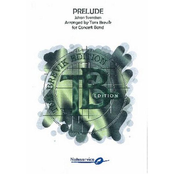 Prelude CB3 Johan Svendsen -Tom Brevik