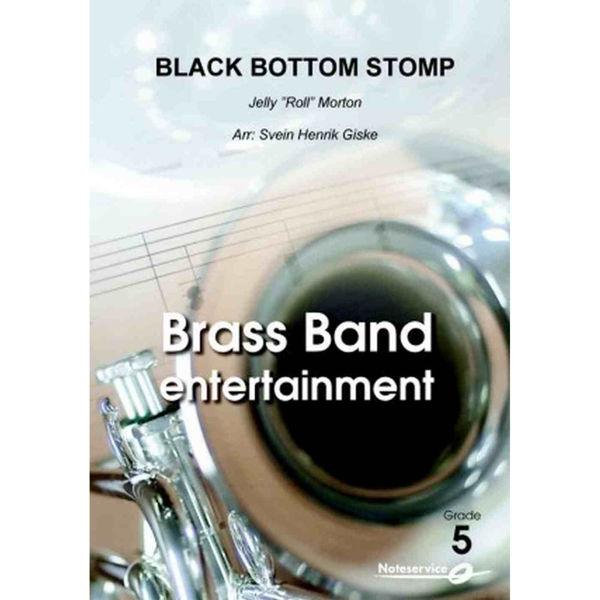 Black Bottom Stomp BB5 -Jelly Roll Morton - Svein Giske