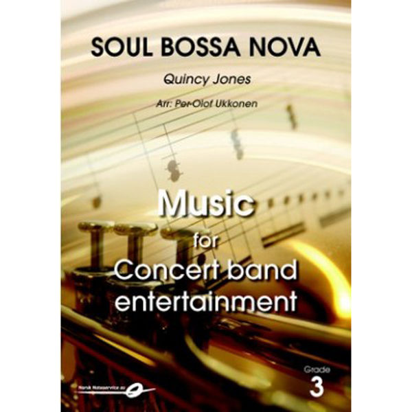 Soul Bossa Nova CB3 Quincy Jones/Ukkonon