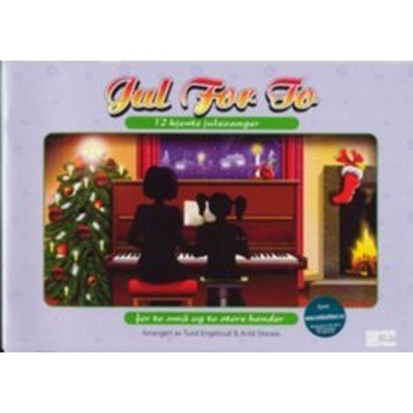 Jul for to - piano - Turid Engelsrud & Arild Storås