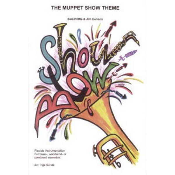Muppet Show Theme Flex 5 Showblow Pottle, Henson /arr. Inge Sunde