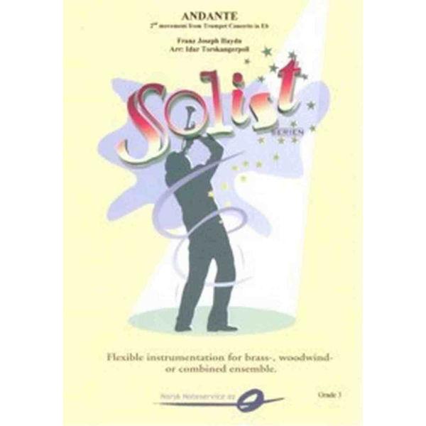 Andante 2. sats trompetkonsert FLEX 7 SOLIST Franz Joseph Haydn