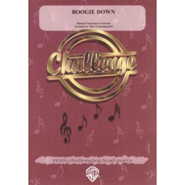 Boogie down CB2-4 - Challenge - Jarreau/Idar Torskangerpoll