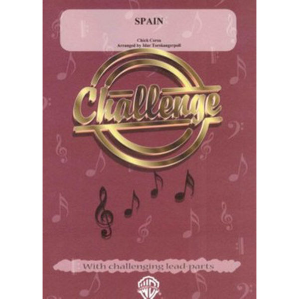 Spain CB4 Challenge - Chick Corea-Idar Torskangerpoll