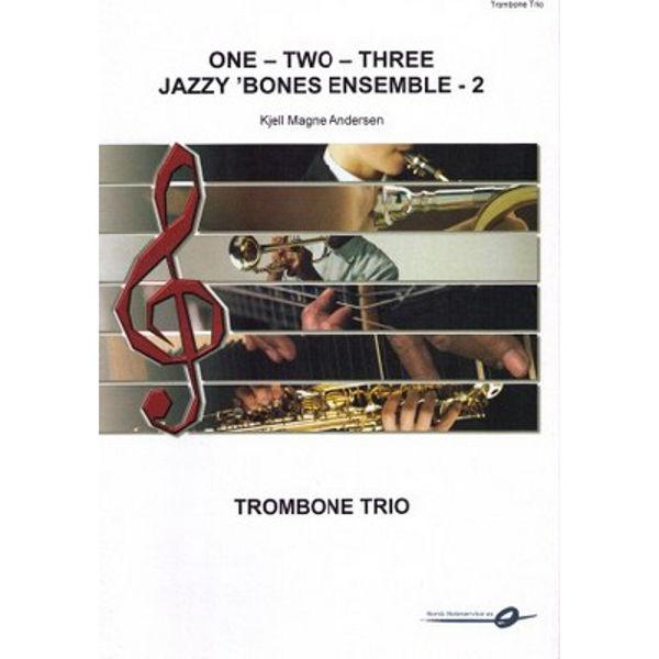 One Two Three Jazzy Bones Ensemble 2 - K M Andersen