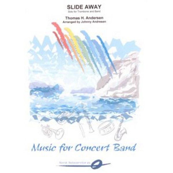 Slide away CB 3- Trombone solo - Andersen-Andresen