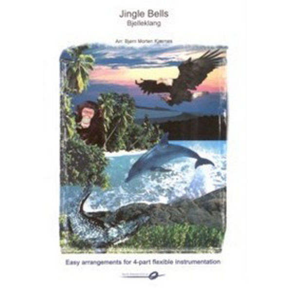 Jingle Bells/Bjelleklang FLEX 4 James Pierpont / arr. Bjørn Kjærnes