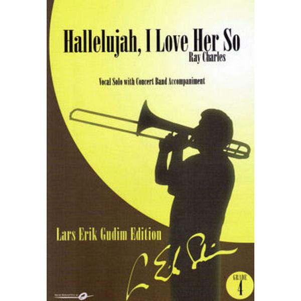 Hallelujah I love her so CB4 Charles/Lars-Erik Gudim