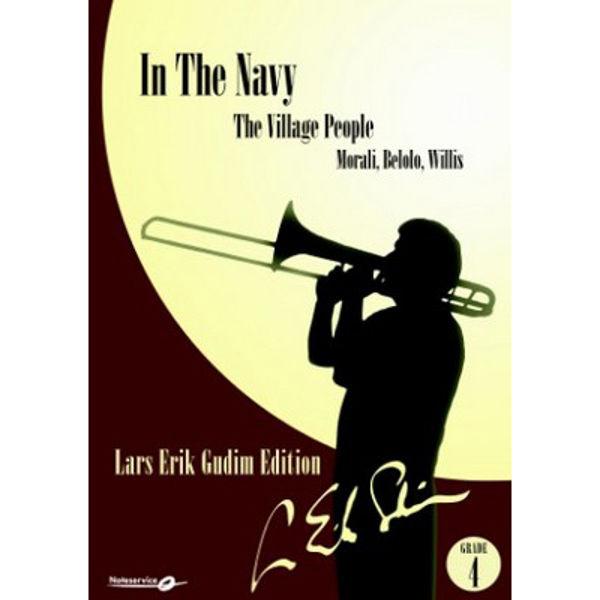 In the Navy CB4 -Village people - Lars-Erik Gudim