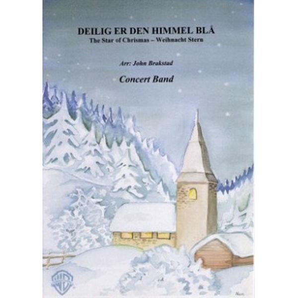 Deilig er den himmel blå - Star of Christmas CB2 Arr John Brakstad