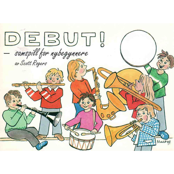 Debut 1! Baryton/Trombone BC arr Scott Rogers