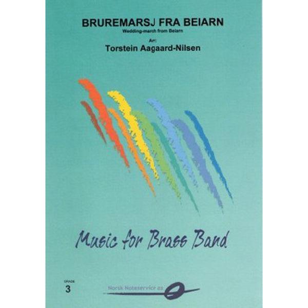Bruremarsj fra Beiarn BB3 - Trad. Arr Torstein Aagaard-Nilsen
