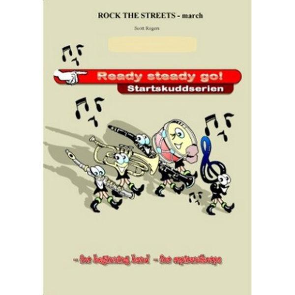 Rock the streets marsj - BB1,5 Scott Rogers