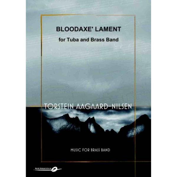 Bloodaxe Lament - Tuba + BB Torstein Aagaard-Nilsen