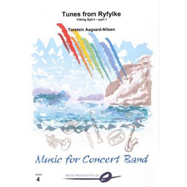 Tunes from Ryfylke CB4 Torstein Aagaard-Nilsen