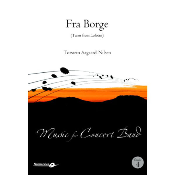 Fra Borge (Tunes from Lofoten) CB4 Torstein Aagaard-Nilsen