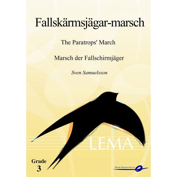 Fallskärmsjägar-Marsch MB3 Sven Samuelsson
