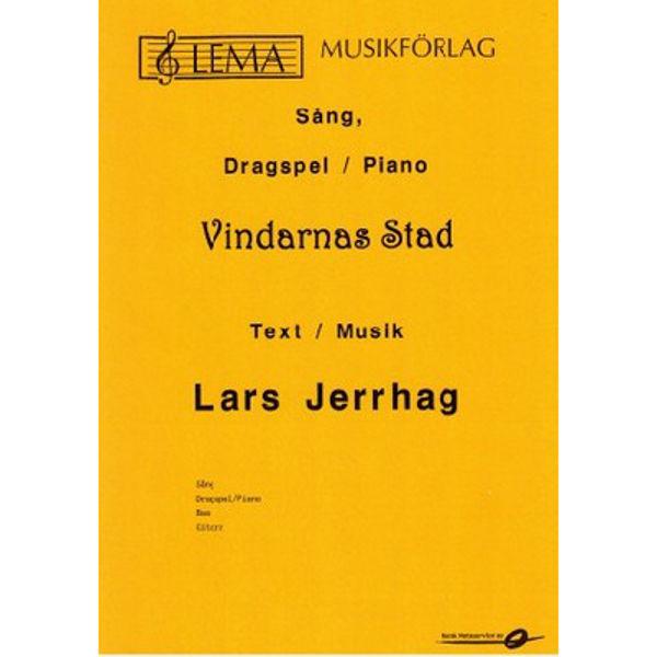 Vindarnas Stad Vals Dragspels solo Musikk Lars Jerrhag