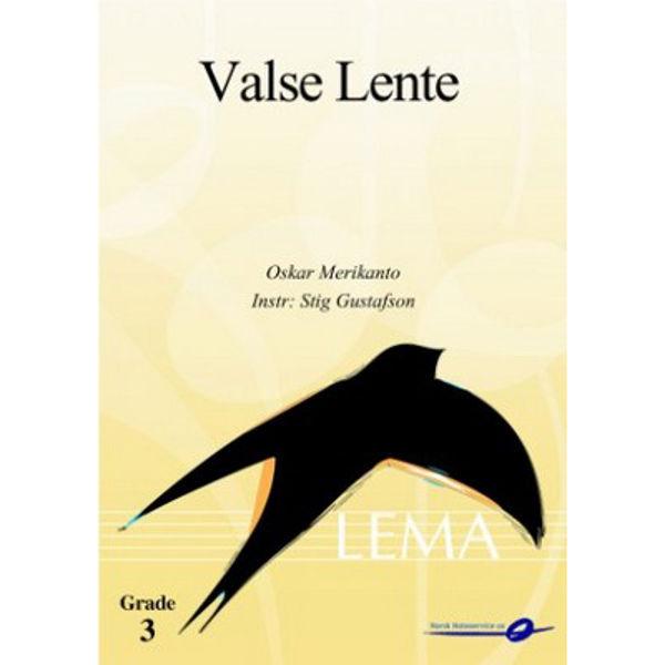 Valse Lente CB3 Oskar Merikanto - Stig Gustafson