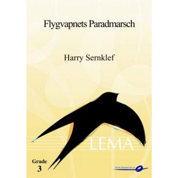 Flygvapnets Paradmarsch MB3 Harry Sernklef