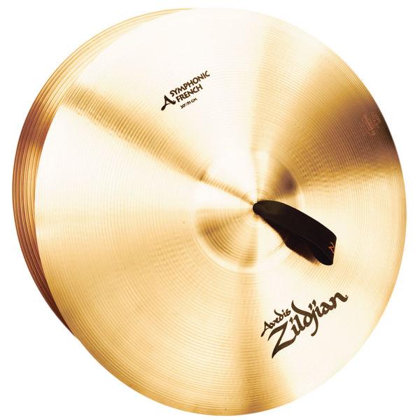 Konsertcymbal Zildjian A. Symphonic French, Medium Thin 20