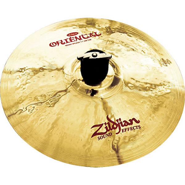 Cymbal Zildjian Oriental Splash, Trash 11, Brilliant