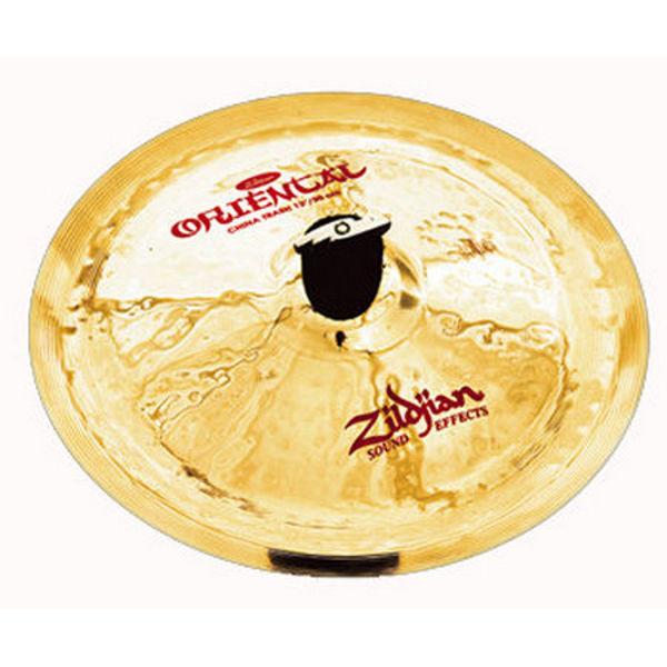 Cymbal Zildjian Oriental China, Trash 12, Brilliant