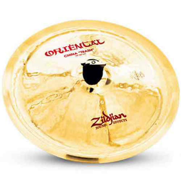 Cymbal Zildjian Oriental China, Trash 14, Brilliant