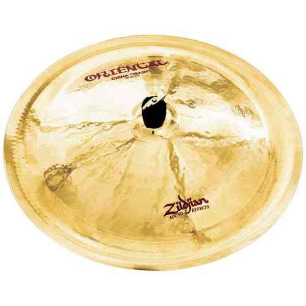 Cymbal Zildjian Oriental China, Trash 20, Brilliant