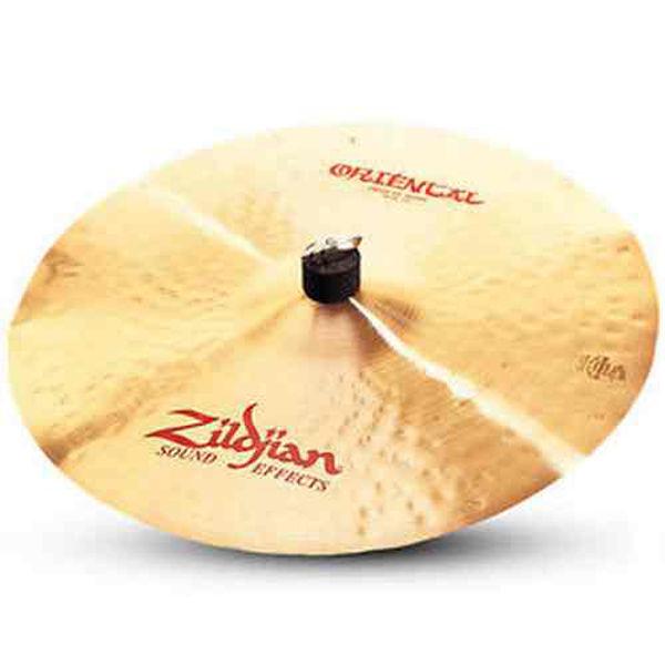 Cymbal Zildjian Oriental Crash, Crash Of Doom 20, Brilliant