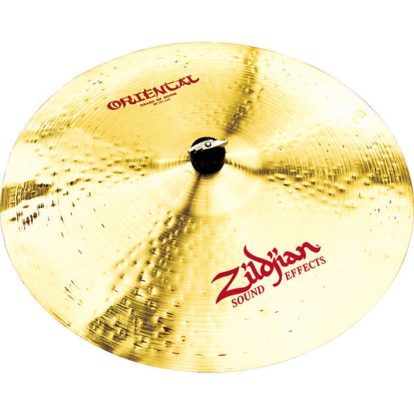 Cymbal Zildjian Oriental Crash, Trash 16, Brilliant