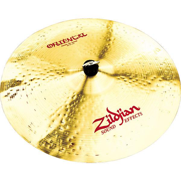 Cymbal Zildjian Oriental Crash, Trash 18, Brilliant