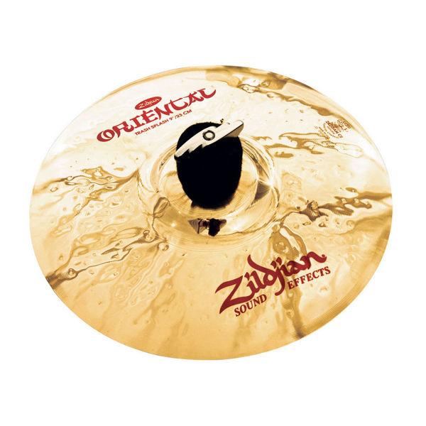 Cymbalstacker Zildjian Oriental, Trash 10-12, Pair
