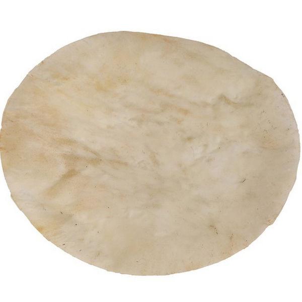 Trommeskinn Apica A100112, Natural Calf Head, Thick 20/50cm