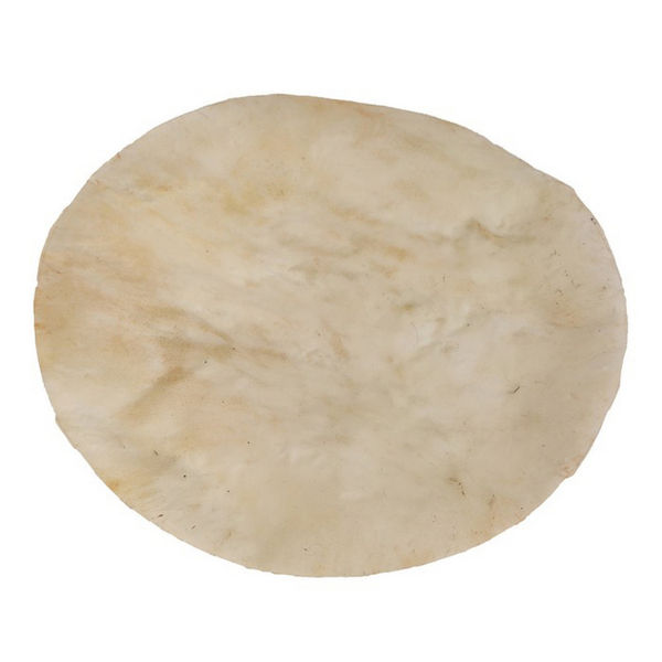 Stortrommeskinn Apica, A100215, Natural Calf Head, 48/125cm