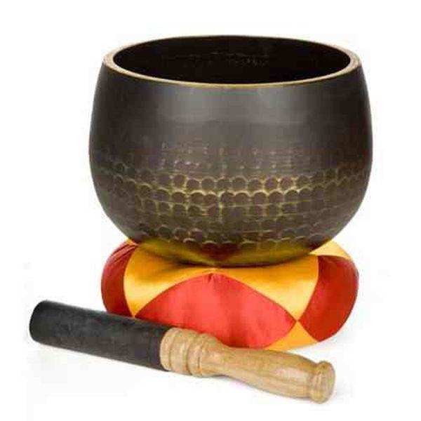 Singing Bowl Apica CH-9, Tempelklokke, 9 cm, Kinesisk