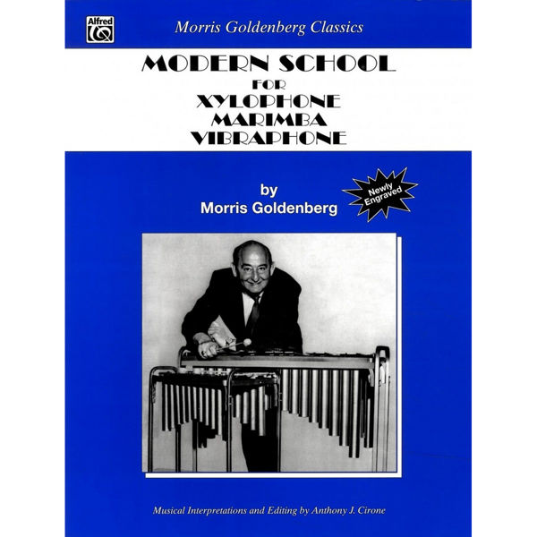 Modern School For Xylophone/Vibraphone/Marimba, Morris Goldenberg
