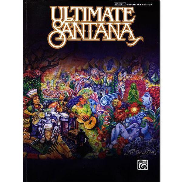 Ultimate Santana - Guitar Tab Edition
