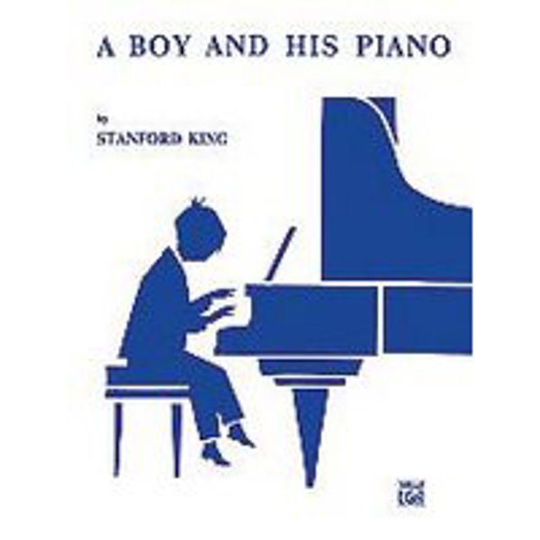 A Boy and His Piano
