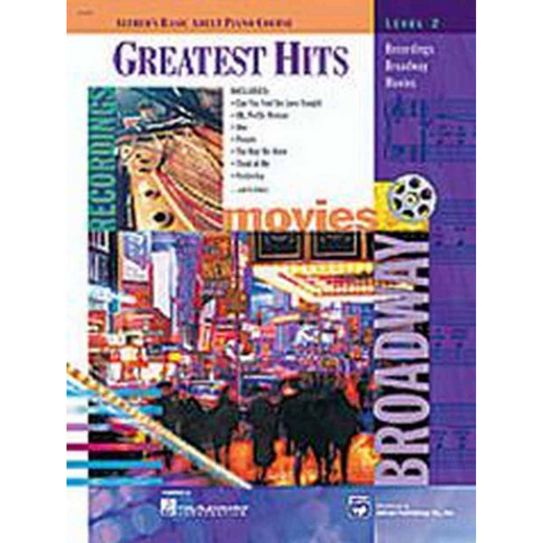 Alfreds Basic Adult Piano Course Greatest Hits 2